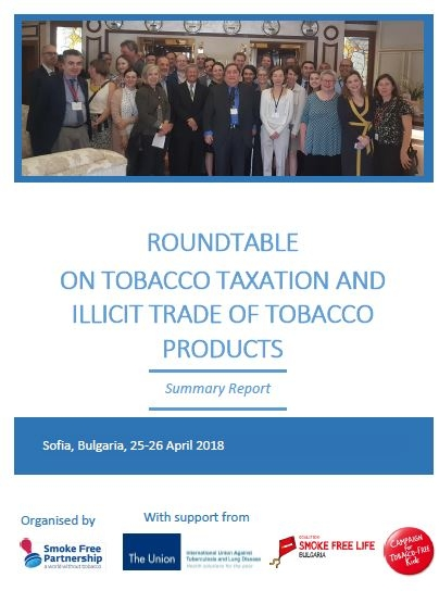 SFP Conference Report: High Level Roundtable on Tobacco Taxation and Illicit Trade