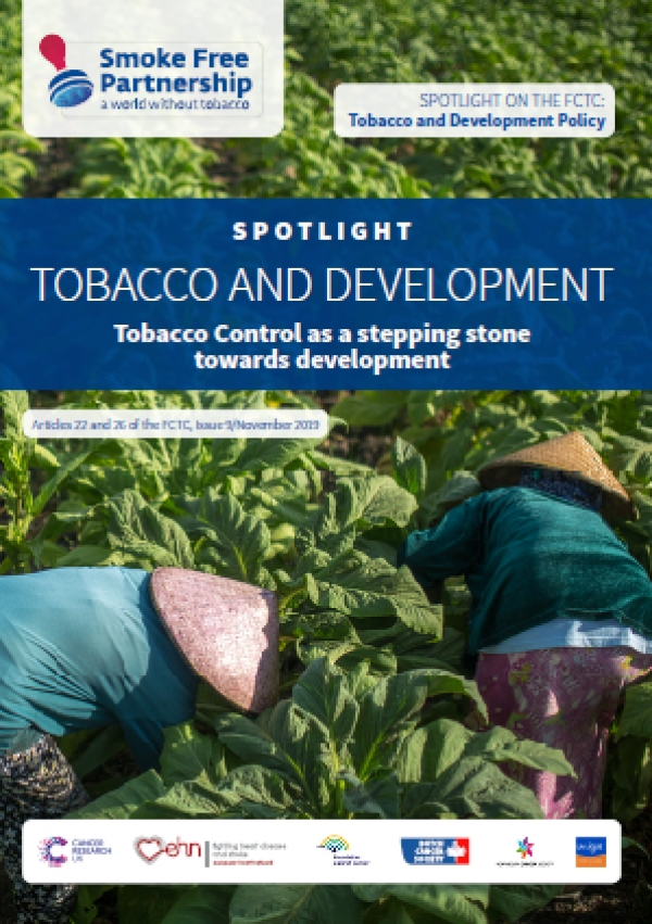 Spotlight 9: Tobacco Control and Development