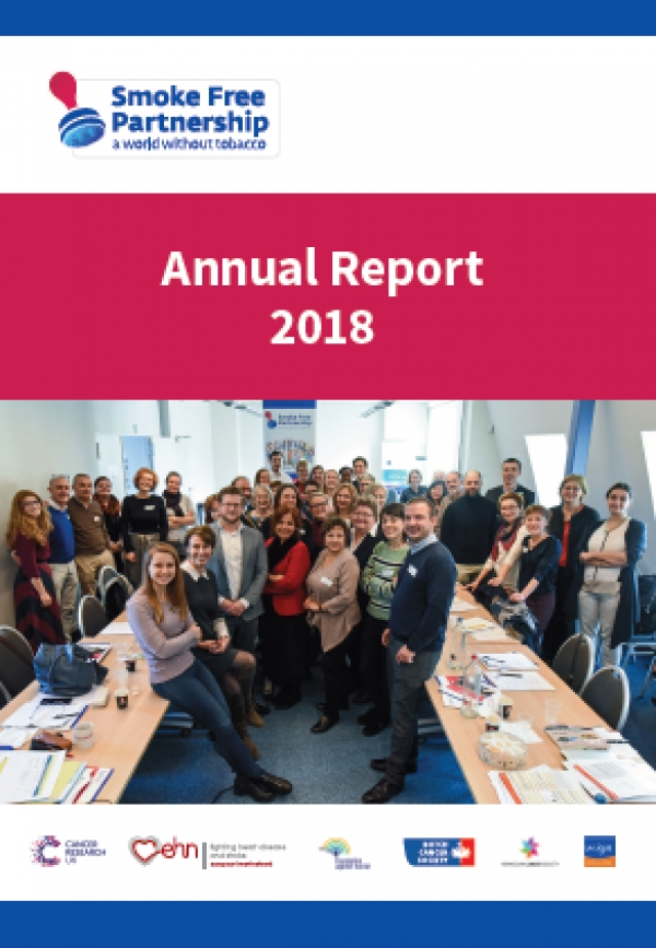 2018 SFP Annual Report