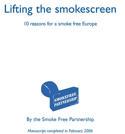 Lifting the smokescreen: 10 reasons for going smokefree