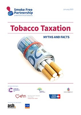 New SFP Mythbuster on Tobacco Taxation