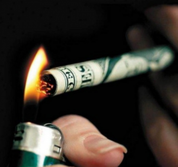 The cost of tobacco use