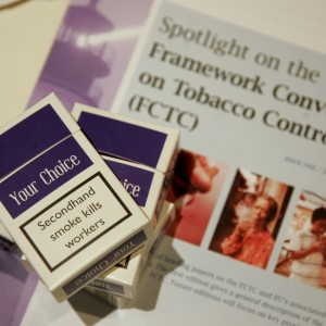 "Launch of the ""Spotlight on the FCTC"""