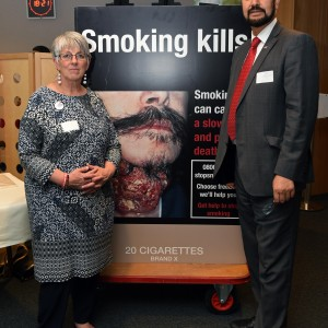 World No Tobacco Day cocktail reception: The 2014 Tobacco Products Directive and Plain Packaging Progress in the EU