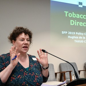 SFP Conference highlights the importance of tobacco taxation for a healthier Europe