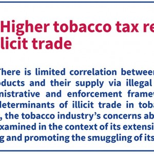 Illicit Trade - Facts and Fiction