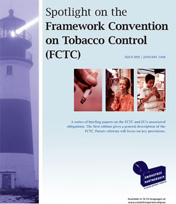 Spotlight 1 - What is the FCTC?