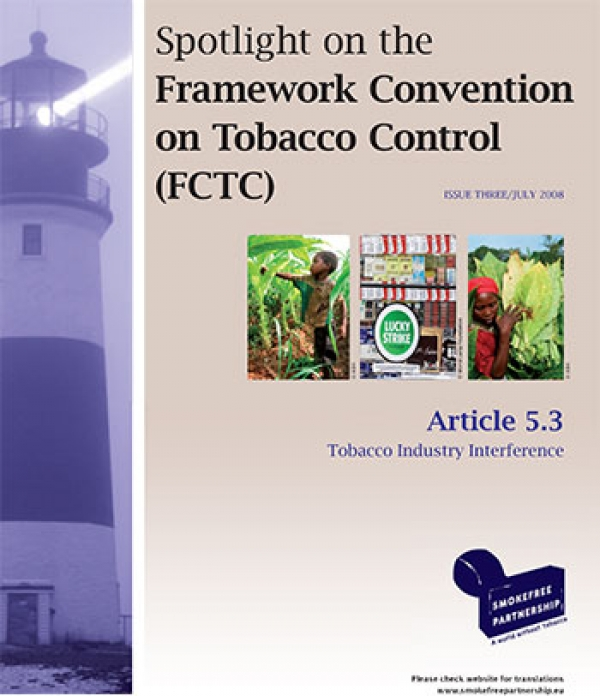 Spotlight 3 - Tobacco Industry Interference