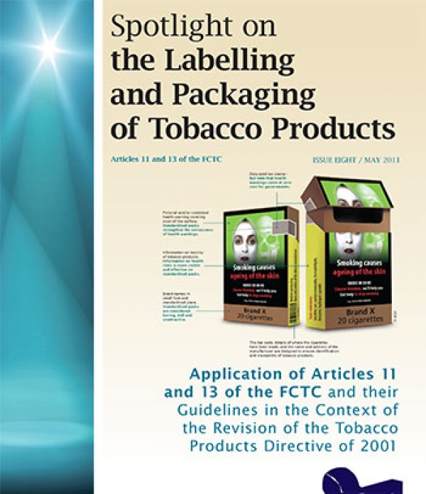 Spotlight 8 - labelling and packaging of tobacco products